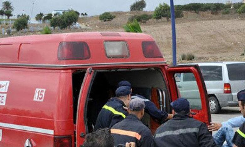 هلاك شخص وإصابة 4 آخرين في انقلاب سيارة من أعلى منحدر بتارودانت