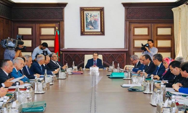 مجلس الحكومة يصادق على مشروع قانون يتعلق بالتمويل التعاوني