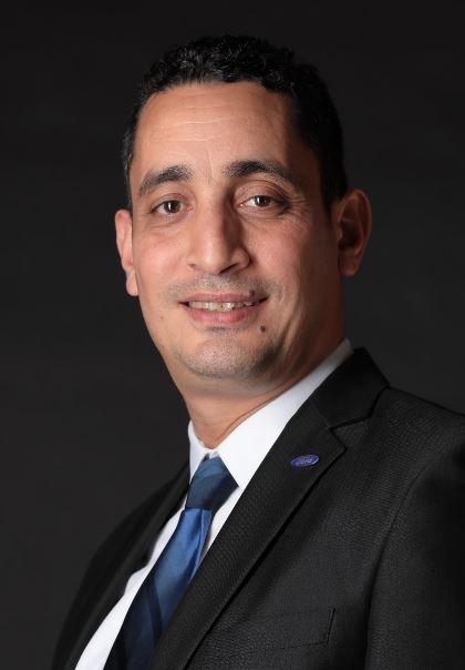 فورد تعيّن أشرف البستاني مديراً عاماً لمنطقة شمال إفريقيا وإفريقيا جنوب الصحراء