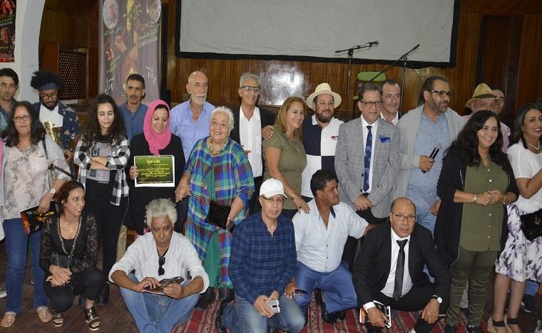 1200 شخص حضروا فعاليات مهرجان الأرز العالمي للفيلم القصير بإفران