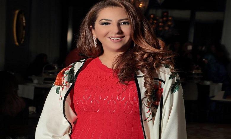 سميرة حدوشي سفيرة القفطان المغربي في لواندا
