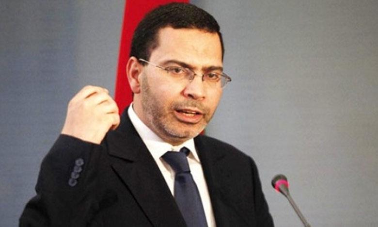 الوزير الناطق الرسمي: رئيس الحكومة يدبر التكليف الملكي السامي بشكل شخصي