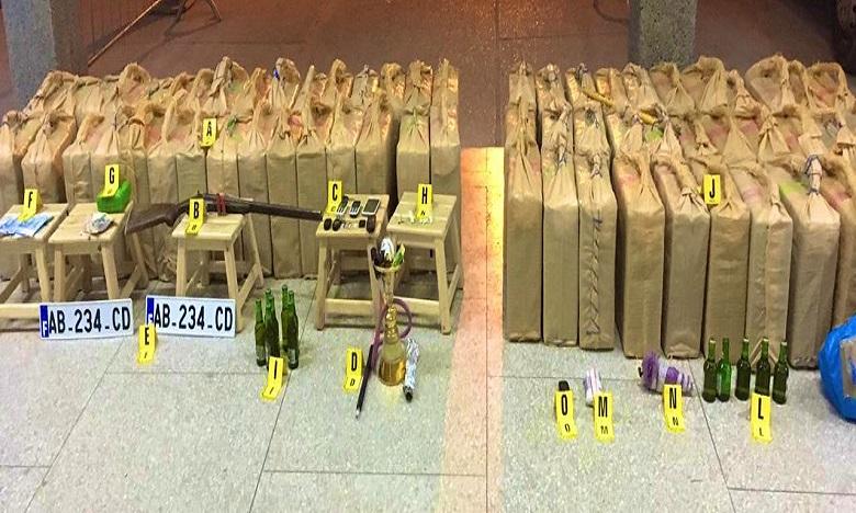فاس: رجال الشرطة يطلقون الرصاص لتوقيف 3 مروجين للمخدرات واجهوهم باستعمال بندقية صيد