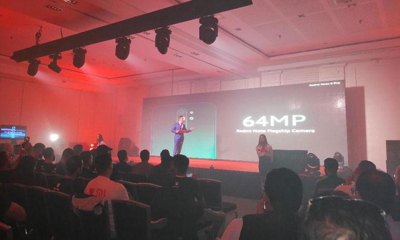 شاومي المغرب تطرح هاتفها الجديد Redmi Note 8