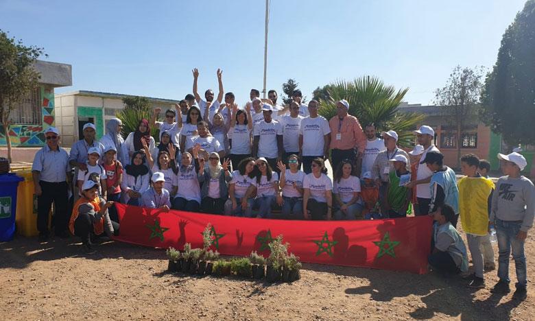 مونديليز المغرب  تطلق أشغال إصلاح ثلاثة مطاعم مدرسية أخرى