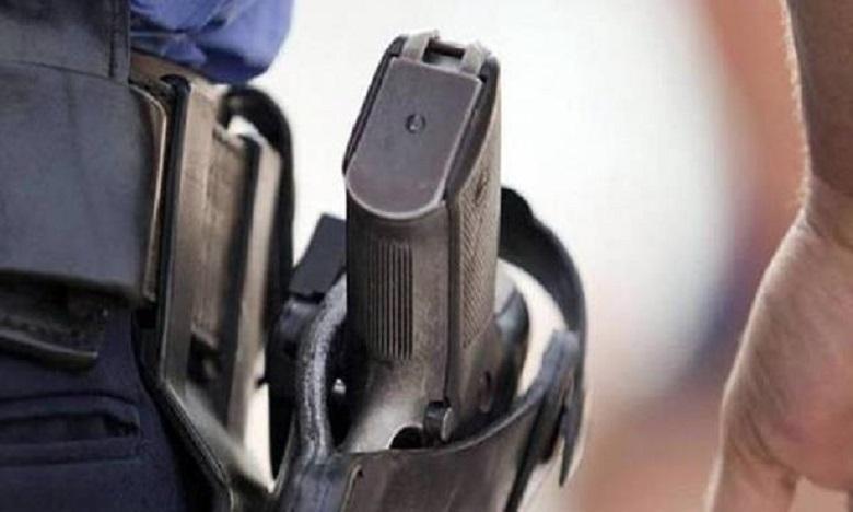 كلميم: مقدم شرطة يضطر لاستخدام سلاحه لتوقيف صاحب سوابق