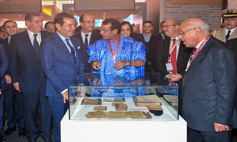 صاحب السمو الملكي الأمير مولاي رشيد يترأس افتتاح الدورة الثانية عشرة لمعرض الفرس بالجديدة