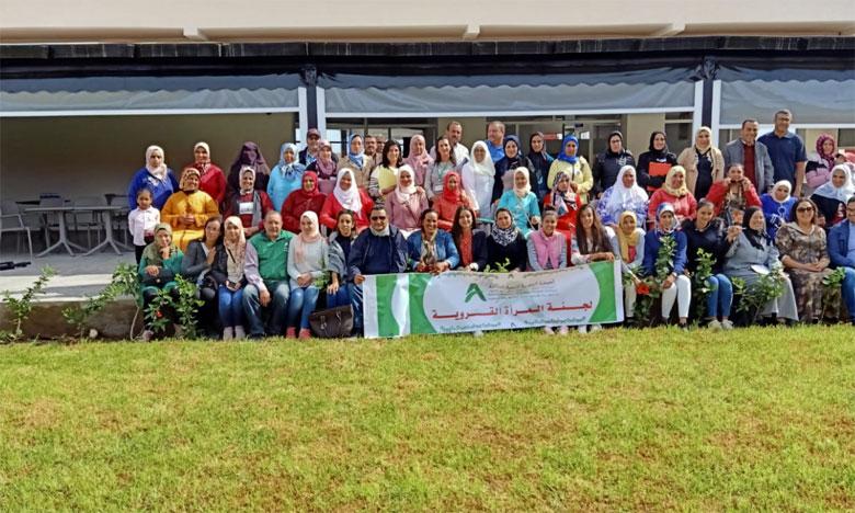 ميلاد جمعية نسوية للتنمية الفلاحية بجهة الدار البيضاء ـ سطات