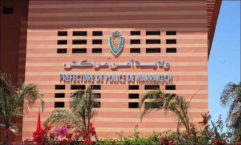 مراكش: توقيف متورطين في جرائم تزييف الأوراق المالية ومحاولة عرضها للتداول