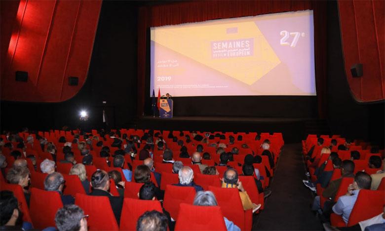 مراكش تعيش على نبض السينما في الدورة 27 من أسابيع الفيلم الأوروبي