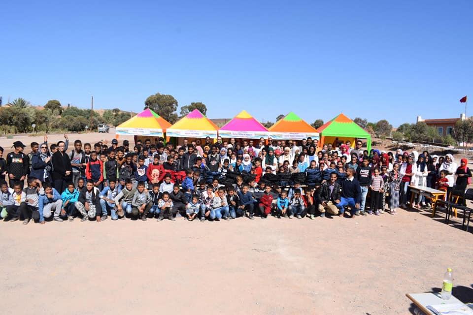 """مجموعة """"مناجم"""" وجمعية """"إنجاز المغرب"""": اختتام الشطر الأول من برامج التكوين في ريادة الأعمال"""