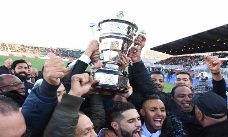 كأس العرش: الاتحاد البيضاوي يحرز لقبه الأول على حساب فريق حسنية أكادير