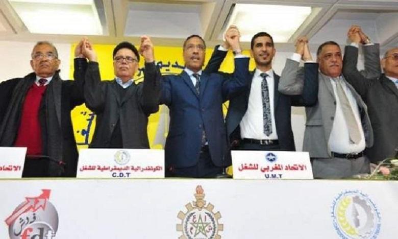 مشروع قانون المالية: الاتحاد المغربي للشغل والكنفدرالية الديمقراطية للشغل تهددان بخوض إضرابات
