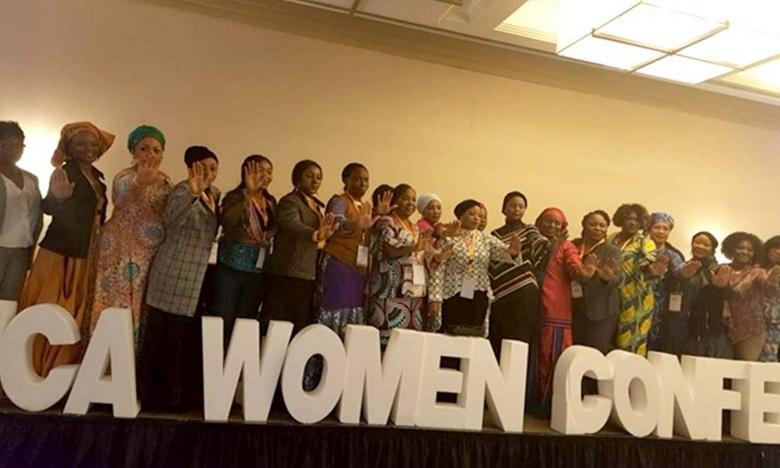 نساء القارة بمراكش لبناء تحالف من أجل الحد من اللامساواة بين الجنسين في إفريقيا