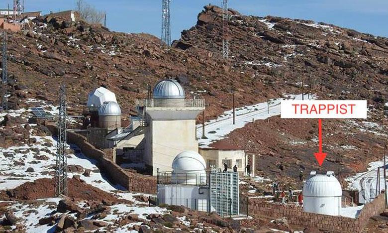 ظاهرة فلكية نادرة تستأثر باهتمام فلكيين مغاربة وطلبة باحثين بمحطة أوكايمدن للرصد الفلكي