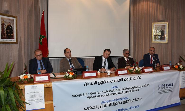 أساتذة جامعيون وخبراء يؤكدون أن المغرب نموذج جيد في تحقيق الانتقال الديمقراطي واحترام الحريات العامة