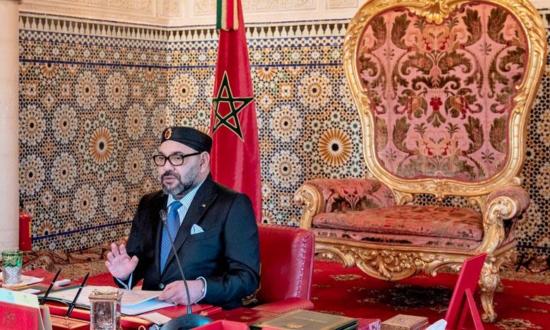 جلالة الملك يوجه رسالة إلى المشاركين في الاحتفالية المقامة بمناسبة الذكرى الخمسينية لمنظمة التعاون الإسلامي