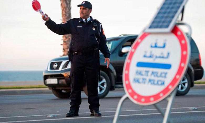 إيقاف زوجين للاشتباه في نشاطهما في شبكة إجرامية للتهريب الدولي للسيارات