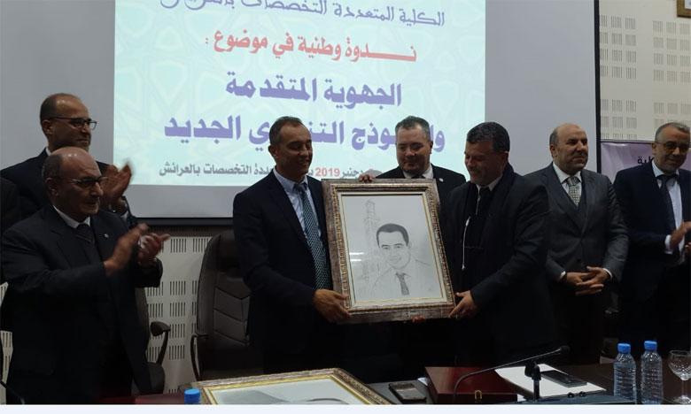 العرائش: رضا الشامي يؤكد أن المغرب في حاجة إلى نموذج تنموي ديناميكي ودامج ومستدام