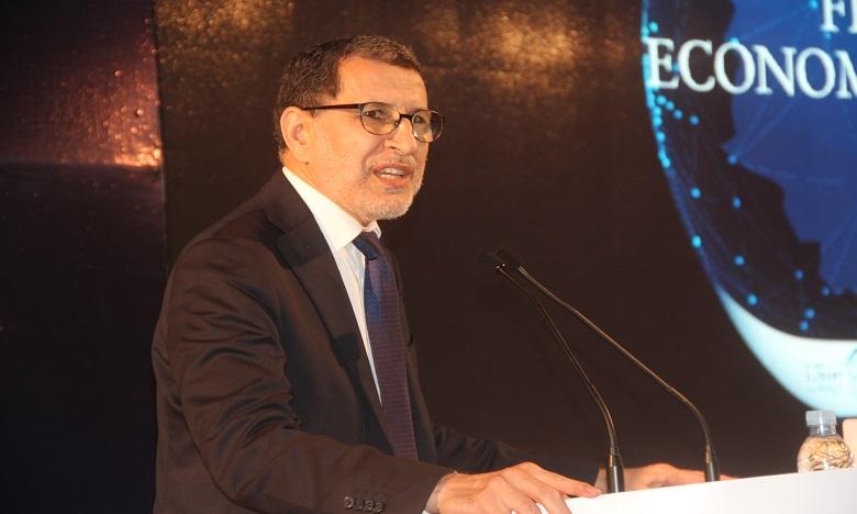 العثماني يؤكد من  فاس انخراط الحكومة في ورش محاربة الفساد