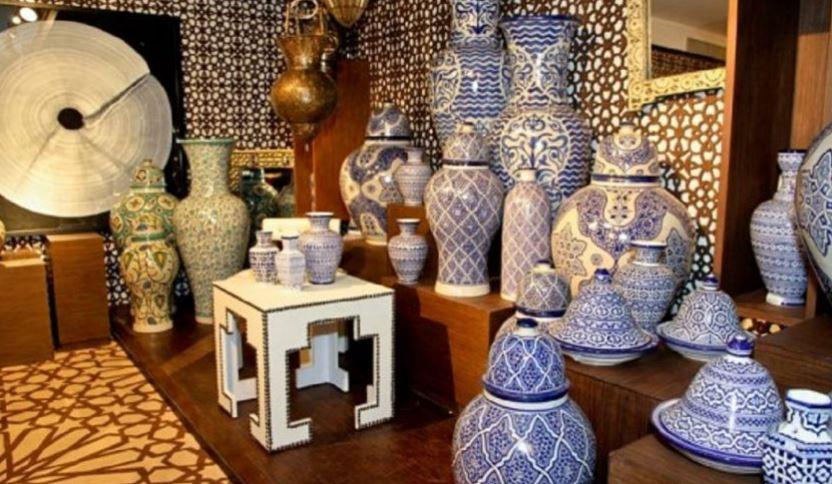 فاس تحتضن المعرض الوطني للفخار والزليج
