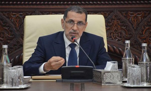 رئيس الحكومة يناقش محاربة الساد بالجلسة الشهرية لمجلس المستشارين