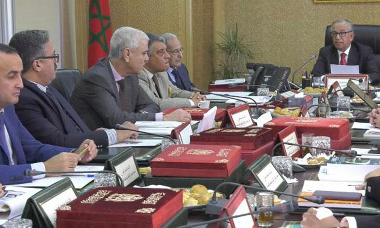 المجلس الاعلى للسلطة القضائية يفتتح أشغال دورته الاولى لسنة 2020