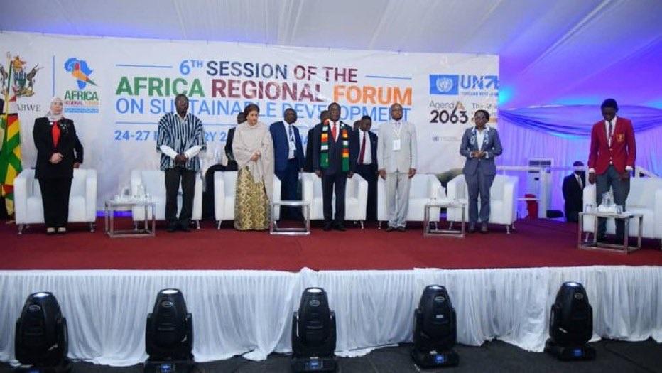 انتخاب المغرب مقررا للمنتدى الجهوي للتنمية المستدامة بإفريقيا