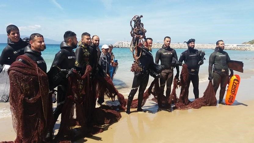 يوسن البغديدي: نطالب البحارة والصيادين بضرورة احترام البيئة وأخذ الاحتياطات اللازمة من أجل حمايتها