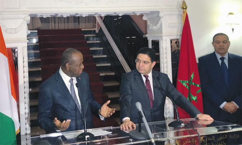 ناصر بوريطة: الصحراء المغربية ستصبح قطبا متميزا للتعاون جنوب-جنوب