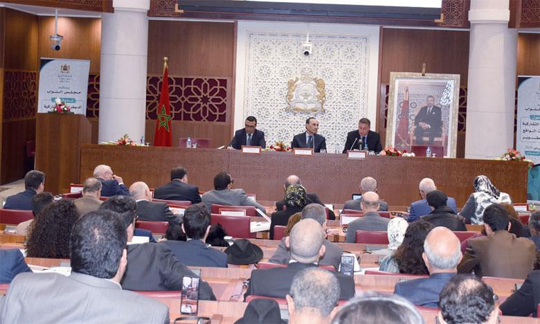لجنة العرائض بمجلس النواب تقيم تجربة الديمقراطية التشاركية بالمغرب