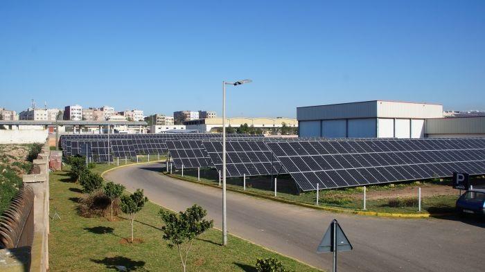 إحداث محطة داخلية لإنتاج الطاقة الشمسية بمجازر الدار البيضاء