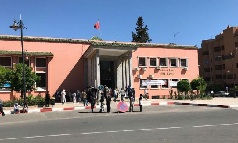 لجنة مركزية من وزارة العدل تحقق في ملفات جنائية بمحكمة الاستئناف بمراكش