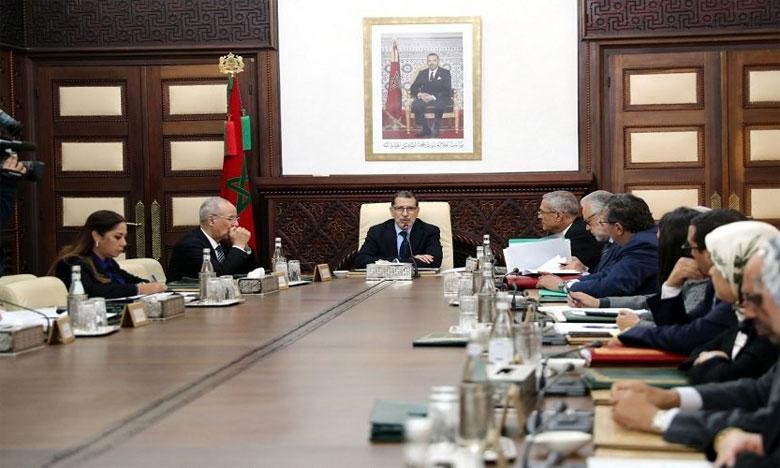 """مجلس الحكومة يستمع لعرض حول الاستراتيجية الجديدة للتنمية الفلاحية """"الجيل الأخضر 2020-2030"""""""