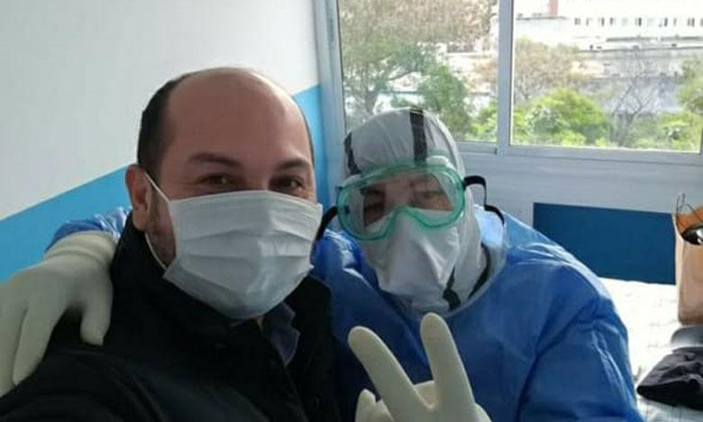 طنجة: أمين وديعي يحكي قصة علاجه من الإصابة بفيروس كورونا