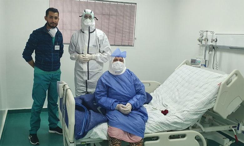 شفاء أول حالة مصابة بفيروس كورونا بمدينة سطات