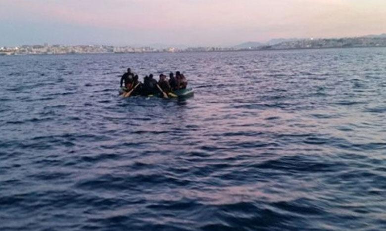 إسبانيا تؤكد اختفاء قوارب المهاجرين بفضل التدابير المغربية لمواجهة كورونا
