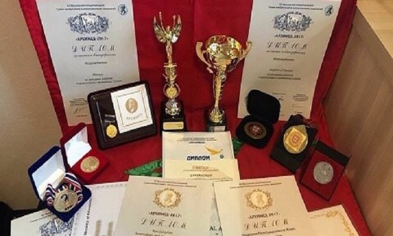 """ثلاثة اختراعات جديدة تتوج المغرب بـ 3 ميداليات ذهبية بمعرض """"أرخميدس"""" المنظم عن بعد بروسيا"""