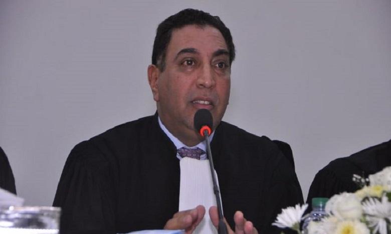 نقيب هيئة المحامين بمراكش يوجه رسالة لزملائه بعد تأكيد  اصابته بفيروس كورونا
