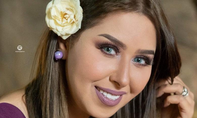 إيناس عز الدين ممنوعة من الغناء بعد ادعاء إصابتها بكورونا في المغرب