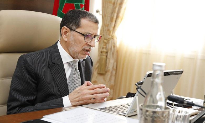جائحة كورونا: العثماني يدعو المواطنين لمزيد من الالتزام بالحجر الصحي بعد ظهور بؤر عائلية