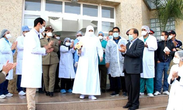 الإعلان عن أول حالة شفاء من فيروس كورونا بمستشفى بني ملال