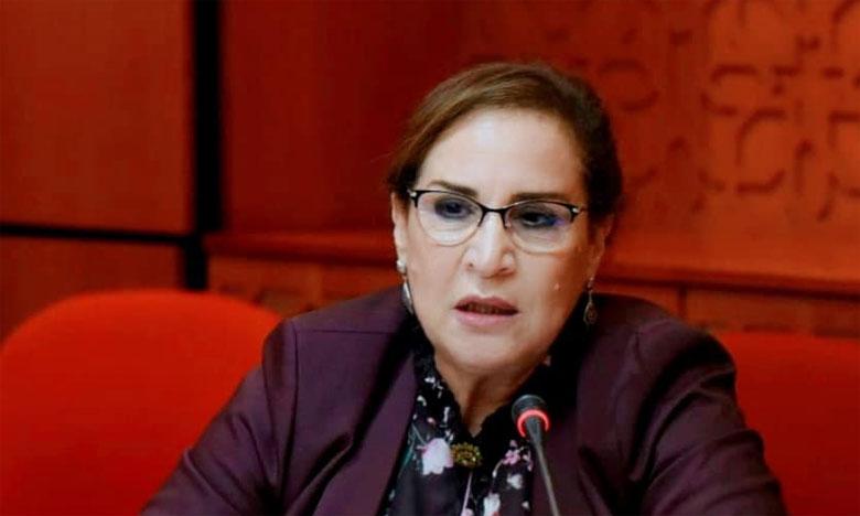 """رئيسة لجنة القطاعات الاجتماعية بمجلس النواب تشيد بالإجراءات """"التضامنية"""" لمواجهة كورونا"""