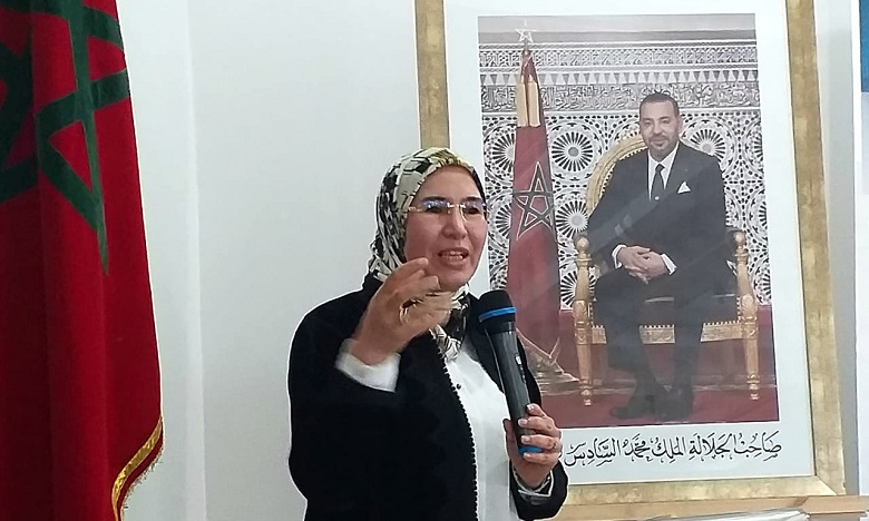 الوزارة المكلفة  بالمغاربة المقيمين بالخارج تتكفل بنفقات دفن جثامين المغاربة  المعوزين