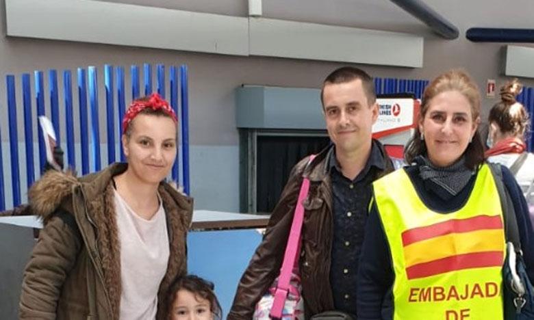 إسبانيا تكشف عن معايير استفادة مواطنيها العالقين من الرحلات الاستثنائية من المغرب