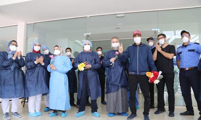 كوفيد - 19: المغرب يسجل 76 حالة شفاء جديدة خلال الـ24 ساعة