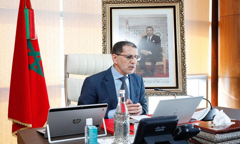 العثماني: الحكومة بصدد اتخاذ خيارات استراتيجية لتدبير مرحلة ما بعد رفع الحجر الصحي
