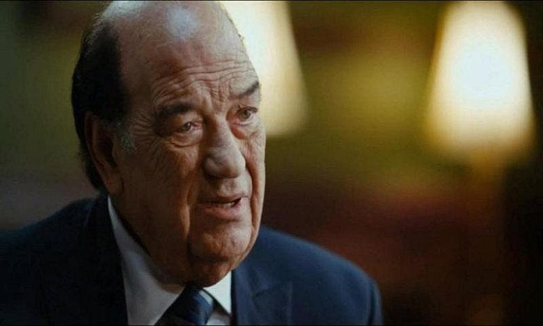 وفاة الفنان المصري حسن حسني عن عمر 89 عاما إثر أزمة قلبية