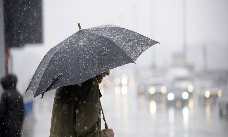 زخات مطرية رعدية قوية اليوم الخميس بعدد من المناطق