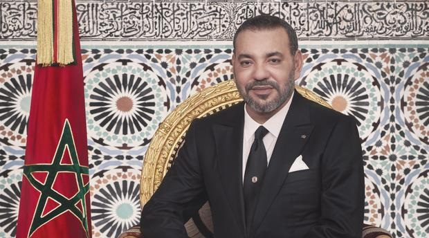برقية تعزية إلى جلالة الملك من أرملة المرحوم الأستاذ عبد الرحمان اليوسفي